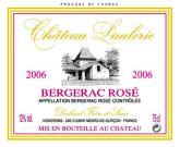 Chateau Laulerie Bergerac Rose Wine