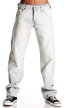 White Lee jeans