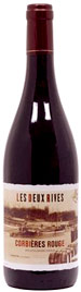 Val d'Orbieu Les Deux Rives Corbieres rouge wine bottle