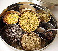 Fenugreek, methi, and other seeds and spices