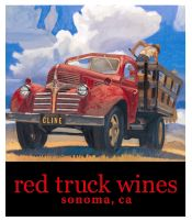 Red Truck Wines logo