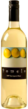 Pomelo Sauvignon Blanc wine bottle