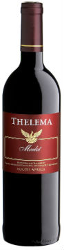 Thelema Merlot - South African red wine