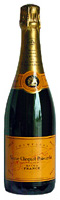 Veuve Clicquot Ponsardin Yellow Label NV Non Vintage Champagne bottle